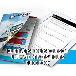 Driver Hours book & iPad Mockups 1a